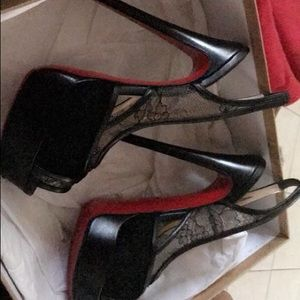 Christian Louboutin brand new in box wore I time